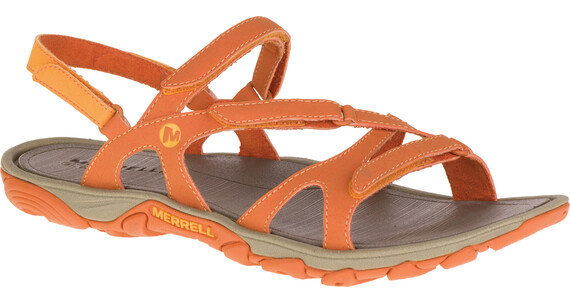 Merrell W's Enoki Convertible Shoes ORANGE